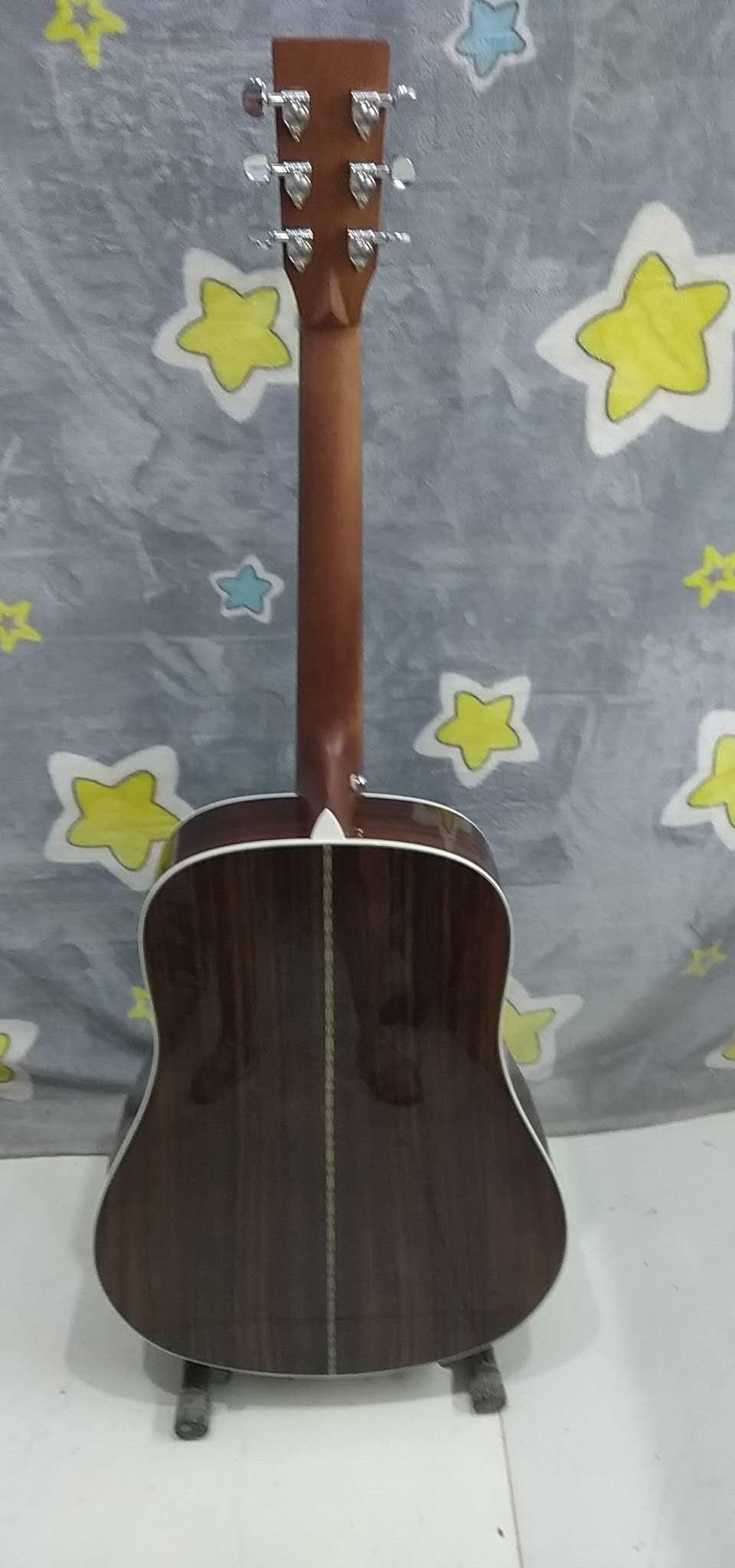 Analyse du style de jeu et des compétences de la guitare (fortement recommandé)