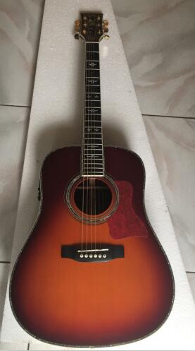 Eric Johnson's favorite acoustic guitar - Martin d-45