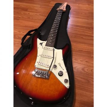 Custom Line 6 JTV-69 Variax - 3-tone Line6 Electric Guitar James Tyler Variax Sunburst