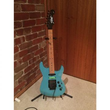 Custom Fender HM Strat 1988 Ice Blue