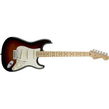 Custom Fender American Standard Stratocaster® Maple Fingerboard 3-Color Sunburst