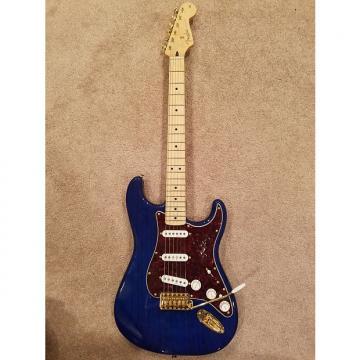 Custom Fender MIM Stratocaster