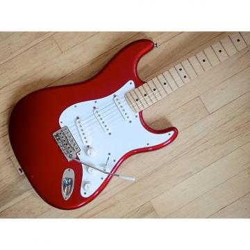 Custom 2011 Fender American Special Stratocaster Electric Guitar USA Candy Apple Red