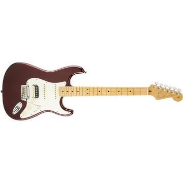 Custom Fender American Standard Stratocaster® HSS Shawbucker™ Maple Fingerboard Bordeaux Metallic - Default title