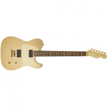 Custom Squier® J5 Telecaster® Frost Gold - Default title