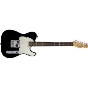 Custom Fender American Standard Telecaster® Rosewood Fingerboard Black - Default title