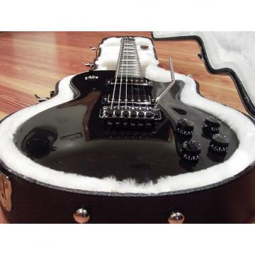 Custom Gibson Les Paul Studio Shred 2012 Guitar Limited Run Ebony Floyd Rose OHSC EXC!