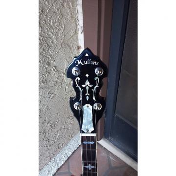 "Custom Clancy Mullins ""Dixie Belle"" 5 String 2014 Resonator Banjo"
