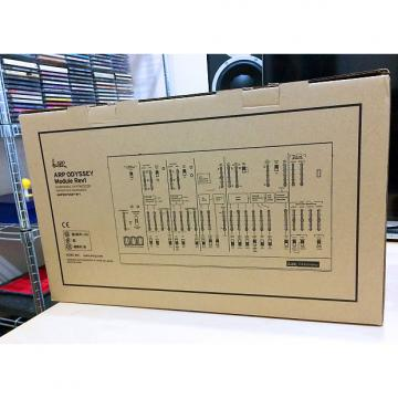 Custom ARP Odyssey Module Rev 1 White KORG Paraphonic Duophonic Analog Synthesizer NEW