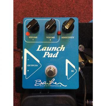 Custom Barber Launch Pad 2016 Blue