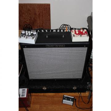 Custom Fender Deville 212 w/ cover, foot switch