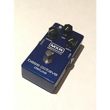 Custom MXR Bass Octave Deluxe