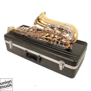 Custom Bundy II Selmer Alto Saxophone BAS-300 Beginner Student Intermediate Skill Level