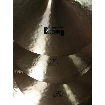 Custom Zildjian K dark/K Light Special Pack- Free Tunebot-! 5 cymbals TOP new Set Up  2017