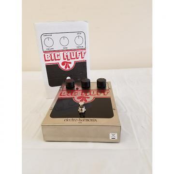 Custom Electro-Harmonix Big Muff Pi Distortion-Sustain Pedal w/ Box