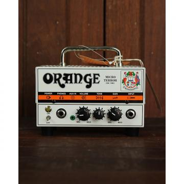 Custom Orange Micro Terror MT20 20W Hybrid Guitar Amp Head