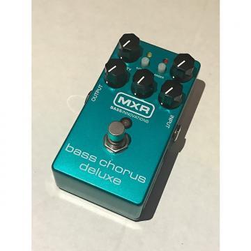 Custom MXR Bass Chorus Deluxe