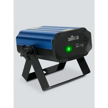 Custom Chauvet DJ EZ Laser RGFX Compact Battery Powered Laser
