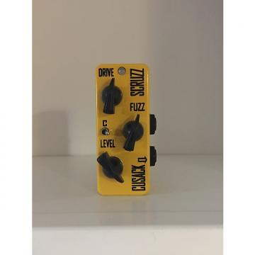 Custom Cusack Music Scruzz yellow