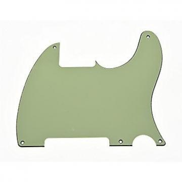 Custom * NEW * 5-Hole MINT GREEN / ESQUIRE Pickguard for Vintage USA and MIM Tele/Esquire / FREE SHIPPING!