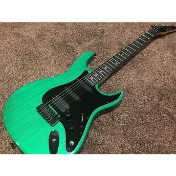 Custom Carvin Bolt Classic Translucent Pearl Green
