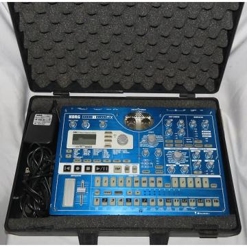 "Custom Korg Electribe MX EMX-1 ""Music Production Station"" Drum Machine/Synth Module - with Case!"