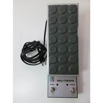 Custom Rare Vintage Musitronics Mu-Tron C200 Volume Wah Pedal Bi Phase Control