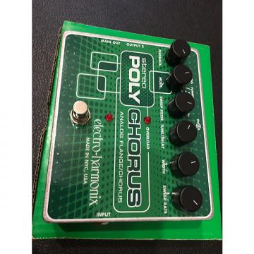 Custom Electro harmonix  Stereo poly chorus