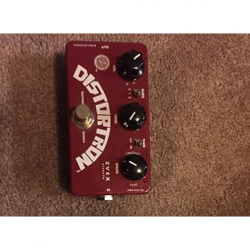Custom ZVEX Distortron Effects Pedal