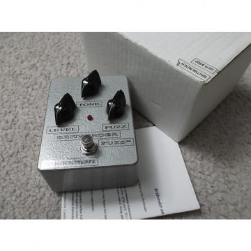 Custom MJM Guitar FX Britbender Fuzz
