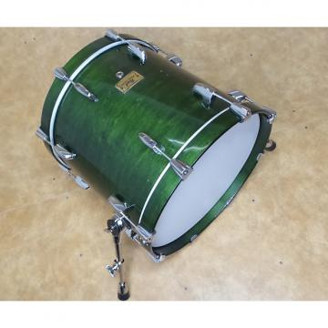 Custom Pearl  16x18 Masters Custom Bass Drum Emerald Mist