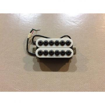 Custom Seymour Duncan Invader bridge pickup White