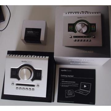 Custom Universal Audio Apollo Twin Duo (Thunderbolt-Interface)