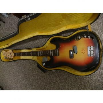 Custom MIJ Bass 1960-70 for parts for repair
