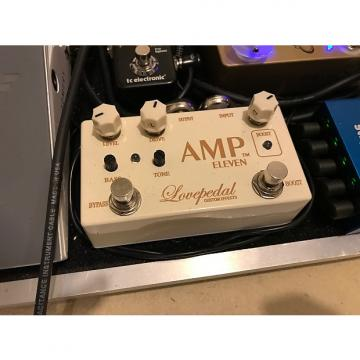 Custom Lovepedal Amp11 Cream - Mint!