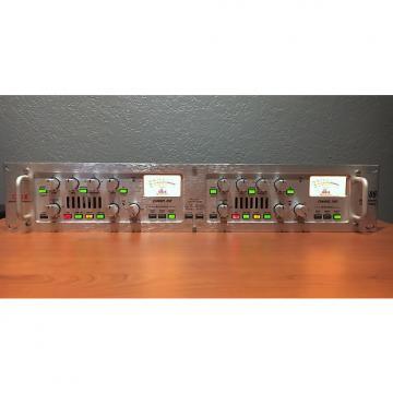 Custom DBX 586 Dual Vacuum Tube Preamp (USED)