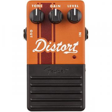 Custom Fender® Distortion Pedal