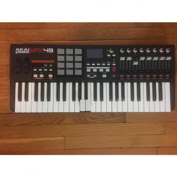 Custom Akai MPK 49 MIDI controller keyboard - 2 broken keys