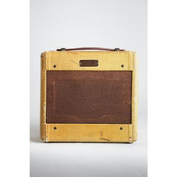 Custom Fender  Champ 5D1 Tube Guitar Amplifier (1955), ser. #8162.