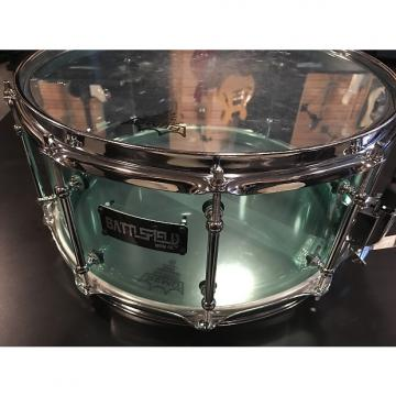 "Custom Battlefield Drums Coke Bottle 14"" Snare 2010 Free Shipping!"