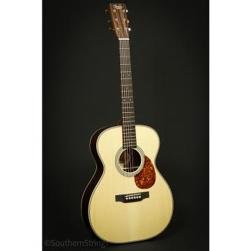 Custom Preston Thompson East Indian Rosewood OM Guitar