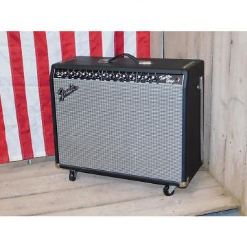 "Custom Fender Twin Pro Series Tube Amp ""94 Twin"" 100 Watts 1996 Model Very Nice!"