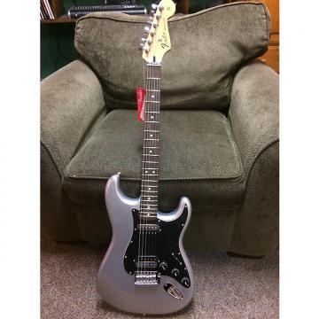 Custom Fender Standard Stratocaster HH Ghost Silver