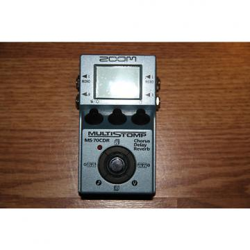 Custom Zoom MS-70CDR Chorus Delay Reverb