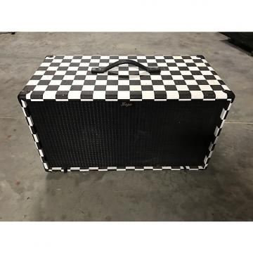 Custom Custom Celestion Vintage 30 2x12 guitar cab 2x12 Checkered