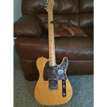 Custom Fender Texas 2008 1952 Reissue Natural