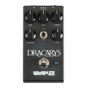 Custom Wampler Dracarys Distortion