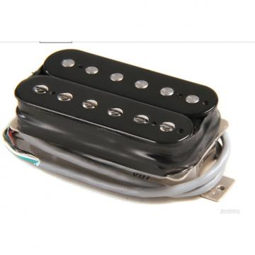 Custom Gibson 496R Hot Ceramic Pickup - Double Black Neck 4-Conductor