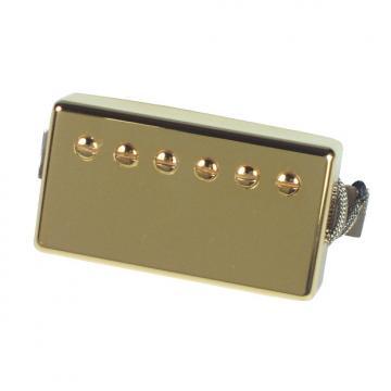 Custom Gibson Burstbucker Pro Pickup - Gold Neck 2-Conductor