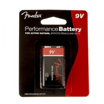 Custom Fender Performance 9V Battery Single - Default title